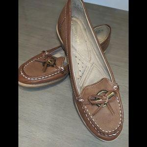 Naturalzer Cognac Brown Size 8.5 Shoes